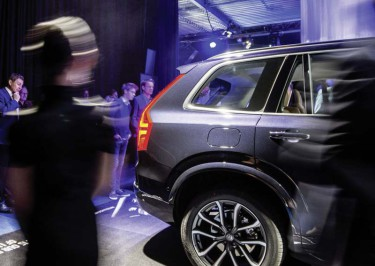 Volvo launch NEW XC90